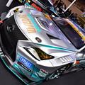 写真: 東京オートサロン。。スーパーGT300参戦マシンレクサス RCF