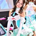 写真: 東京オートサロン。。会場彩るお姉さん達コンパニオン(34) 20180113