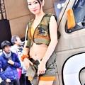写真: 東京オートサロン。。会場彩るお姉さん達コンパニオン(35) 20180113