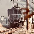 写真: 大井川鐵道のEL101電気機関車。。20180120