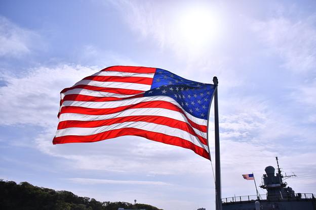 撮って出し。。米海軍横須賀基地 アメリカンな雰囲気満喫(^^) 4月7日