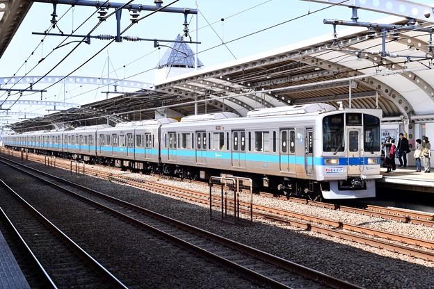 小田急線喜多見駅 2000系 20180304