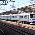 写真: 小田急線喜多見駅 2000系 20180304