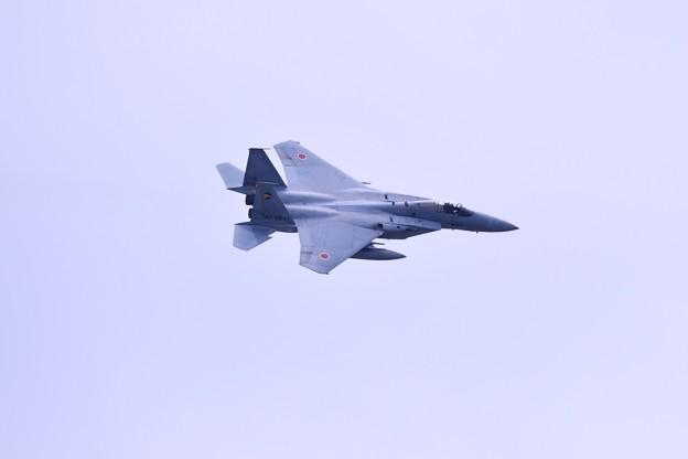 Photos: 撮って出し。。静浜基地航空祭 小松からF15イーグルローパス 5月20日
