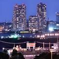 写真: 撮って出し。。護衛艦いずも大さん橋寄港 港の見える丘公園 6月1日