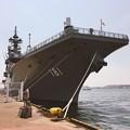 撮って出し。。北九州門司港 海上自衛隊護衛艦ひゅうが一般公開 6月2日