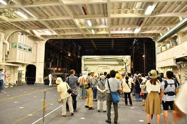 Photos: 撮って出し。。護衛艦ひゅうがの船内一般公開 6月2日