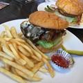 Photos: 撮って出し。。アメリカンなバーガーを食す 6月2日