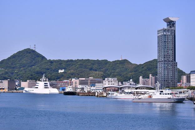 撮って出し。。久々の北九州門司港風景 6月2日