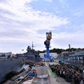 Photos: 米海軍横須賀基地一般開放 艦船見学 20180407