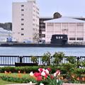 写真: 受領されたばかり新鋭潜水艦せいりゅう SS509  20180407