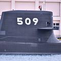 今のうちにだった509 新鋭潜水艦せいりゅう ヴェルニー公園 20180407
