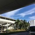 写真: 撮って出し。。台風一過の那覇真夏な気候 6月17日