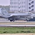 写真: 日米共同訓練。。米海軍チッピー NF402(1) 上がり 20180411