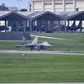 写真: 撮って出し。。今日獲物F-22ラプター 今月末の限定配備 6月17日