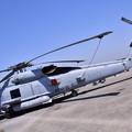 厚木基地開放。。米海軍ウォーローズHSM51ヘリコプター  20180421