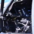 Photos: 厚木基地開放。。ウォーローズのMH-60ヘリコプター操縦席 20180421