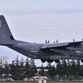 Photos: 撮って出し。。台風避難で嘉手納から横田へMC-130 アプローチ 7月8日