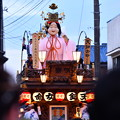 写真: 撮って出し。。佐原の大祭 夏祭り山車が走り出す 7月14日