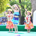 写真: 子供達も可愛くフラダンス。。20180422