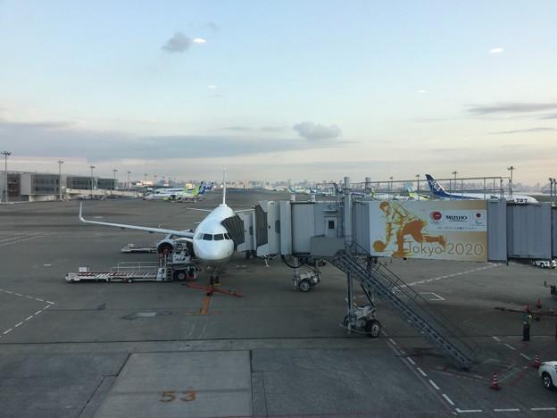 写真: 撮って出し。。航空ページェントの為札幌へ 8月11日