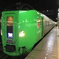 写真: 撮って出し。。せっかく札幌 JR北海道特急ライラック 789系 8月12日