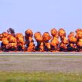 岩国基地 ハリウッド並みの火薬量で攻撃での爆破(2)