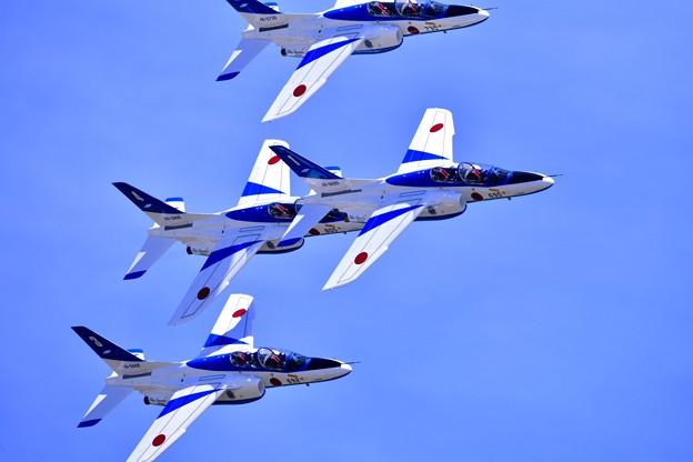 静浜基地航空祭 ブルーインパルスファンブレイク 20180520