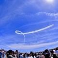 静浜基地航空祭 ブルーインパルスフェニックスループ(3) 20180520
