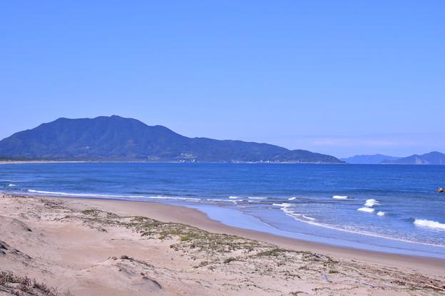 撮って出し。。今年の芦屋はいい天気 遠賀川海岸 10月13日
