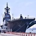 北九州門司港へ一般公開された護衛艦ひゅうが(1) 20180602