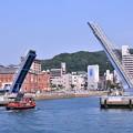 Photos: レトロな町 門司港 ブルーウィングもじ 20180602