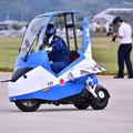 写真: 防府基地航空祭。。松島からブルーインパルスJr (1)