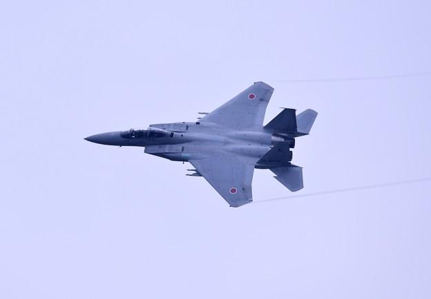 先輩達の華麗な機動飛行 新田原基地から黒馬F15イーグル(2)