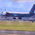 写真: 撮って出し。。珍しいKC-135R オハイオ州のタンカー 11月17日