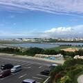 Photos: 那覇空港から瀬長島へ。。那覇空港の風景 20180617