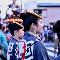 今年の佐原の大祭夏の風景(1) 20180714