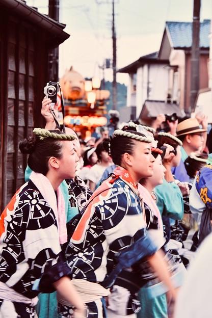 Photos: 今年の佐原の大祭夏の風景(3) 20180714