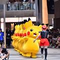 2018年振り返って。。横浜みなとみらいピカチュ大量発生チュー(1) 20180815