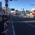 Photos: 撮って出し。。新年撮りはじめは箱根駅伝往路 鶴見中継所付近 1月2日