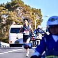 Photos: 撮って出し。。新年撮りはじめは箱根駅伝往路 今年も白熱第2区 1月2日