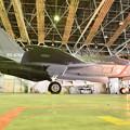 北海道地震で飛行中止になったF35A 地上展示(5) 20180909