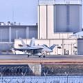 Photos: 撮って出し。。岩国基地へ移動して一年の厚木の艦載機 1月14日