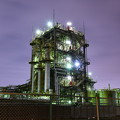 Photos: 撮って出し。。ちょっと寄り道して久しぶりに工場夜景(1) 2月10日
