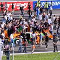 Photos: MAZDAファンイベント 栄光のル・マン日本車初の総合優勝マシン