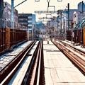 Photos: 撮って出し 最近まで走っていた線路。。静かに廃線へ 20190309