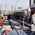 撮って出し。。地下化されて京急大師線 東門前駅から 20190309