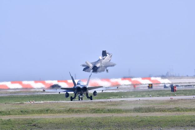 Photos: GWに岩国遠征。。岩国基地で見れる戦闘機(7)