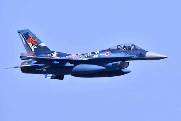 9月の撮って出し。。三沢基地航空祭 三沢での最後の航空祭第3飛行隊F-2記念塗装機 AGG (2)
