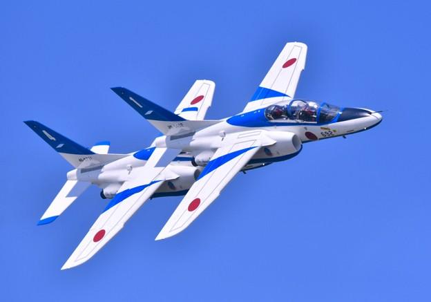 9月の撮って出し。。三沢基地航空祭ブルーインパルス展示飛行(1)
